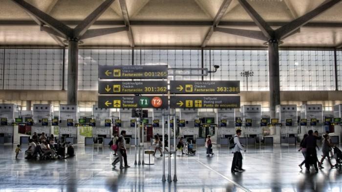 Аэропорт Малага