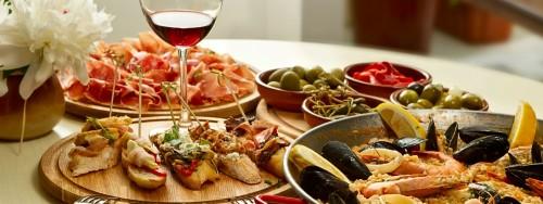 Блюда Испании