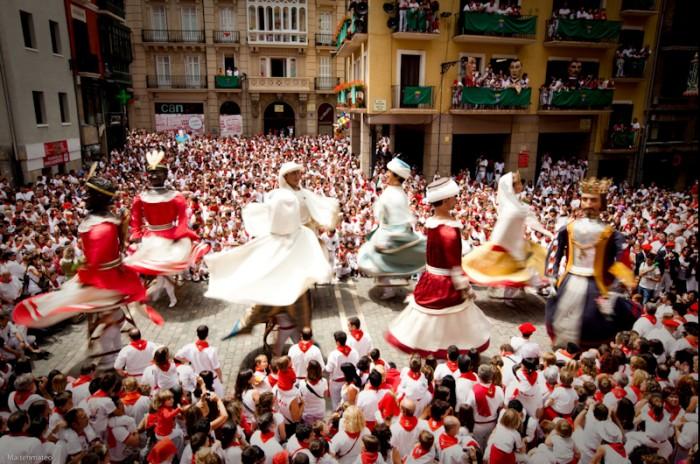 Численность населения Испании