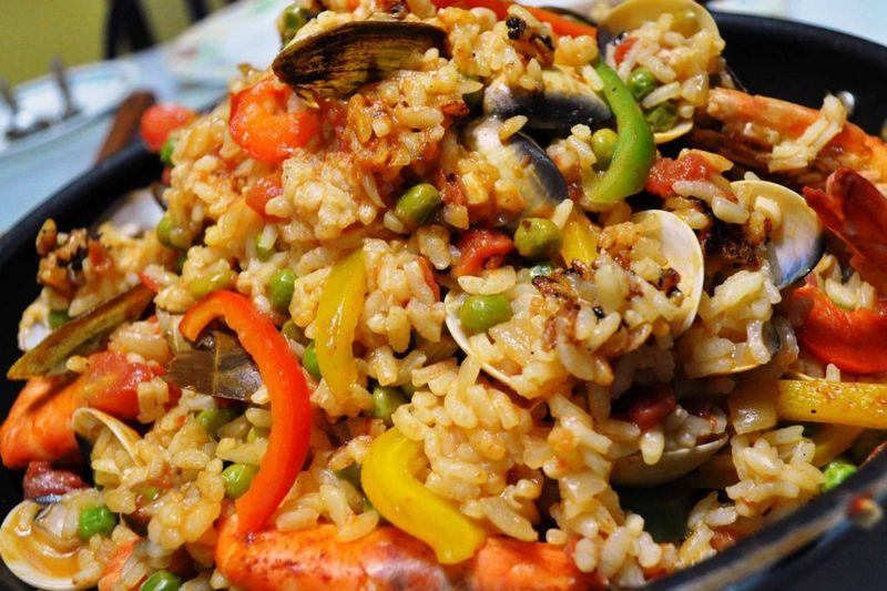 Что едят Испанцы
