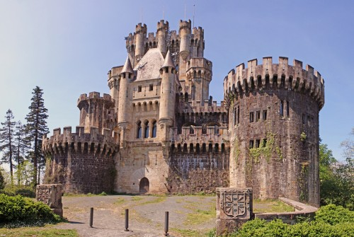 Дворцы Испании