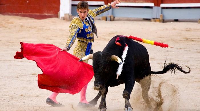 Где проходит коррида в Испании