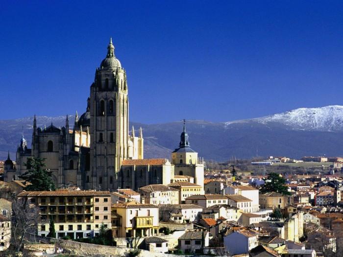 Города Испании список