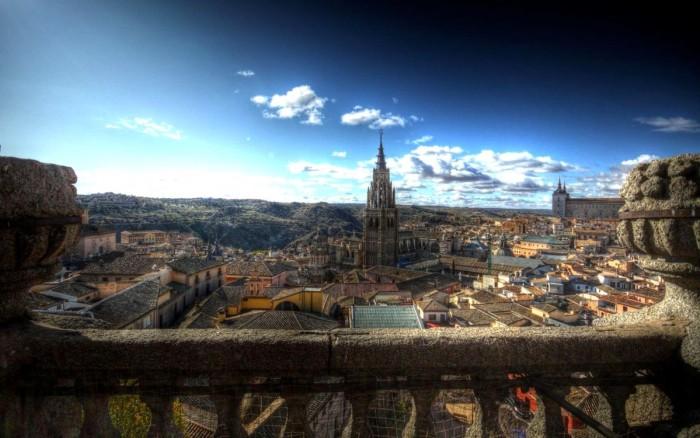 Испания-Толедо