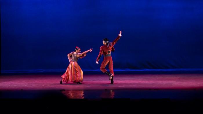 Испания фламенко танец