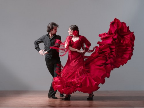 Испания фламенко