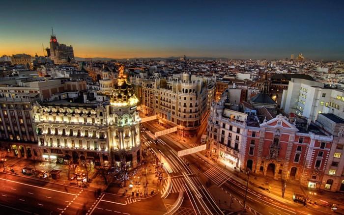 Испания фото городов