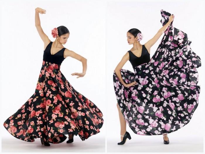 Испания платья