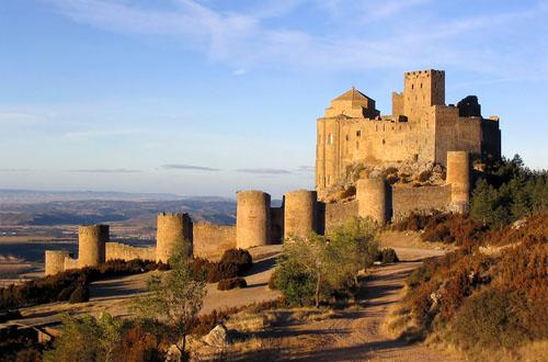 Крепости Испании
