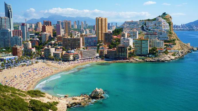 Лучшие города Испании