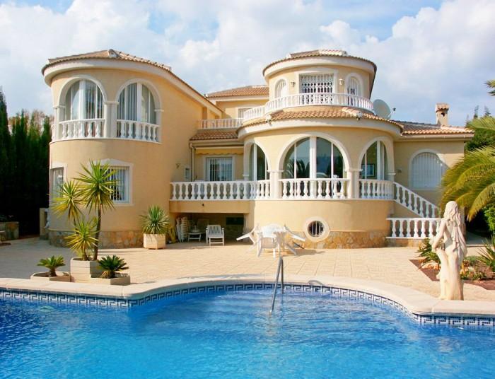 Недорогие дома в Испании