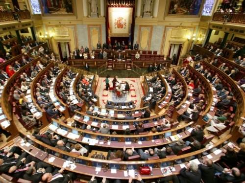 Парламент Испании