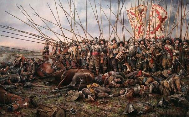 Предки Испанцев