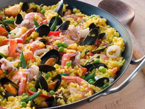 Рецепты Испании