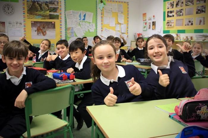 Школа в Испании для детей
