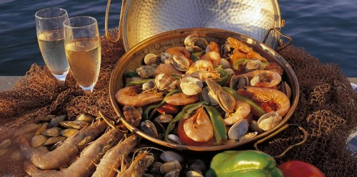 Традиционные блюда Испании