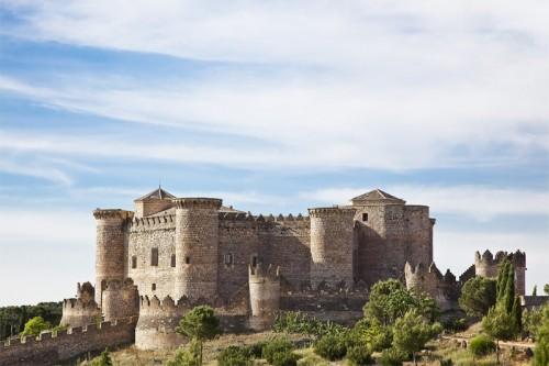 Замки Испании