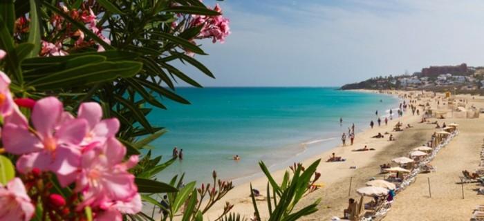 Пляж Коста-Кальма