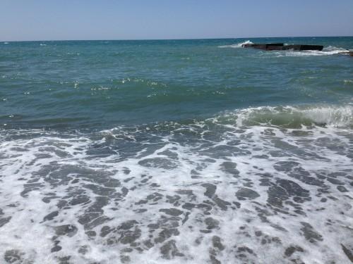 Лазурное море - волшебная сказка